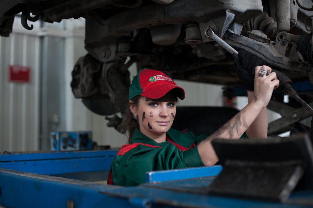 opravy Mercedes-Benz